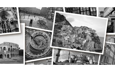 Absolute Collage декор / 30х60 см