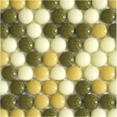 МОЗАИКА MOZAICO DE LUX SMT-MOS MIX Y106+Y103+Y107 DIAM / 315х315х6 мм