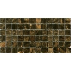 МОЗАИКА MOZAICO DE LUX STONE SABLE BROWN POL / 298х298х10 мм