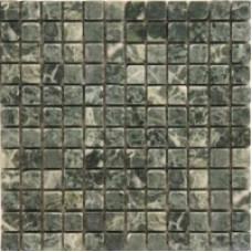 МОЗАИКА MOZAICO DE LUX STONE VERDE ALPI POL / 298х298х10 мм