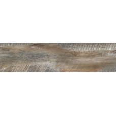 Brand пол коричневый темный / 15х60 см