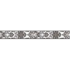 Capriccio бордюр вертикальный серый / 7х60 см
