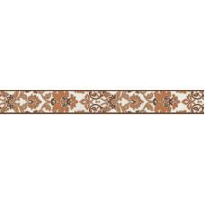 Capriccio бордюр вертикальный коричневый / 7х60 см