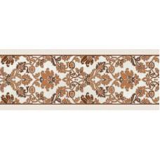 Capriccio декор коричневый / 23х60 см