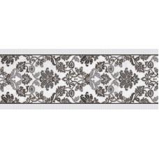Capriccio декор серый / 23х60 см