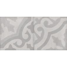 Concrete декор / пол пепельный №1 / 30х60 см