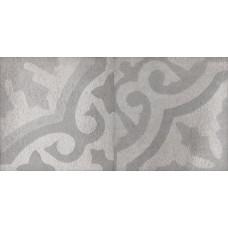 Concrete декор / пол дымчатый №1 / 30х60 см