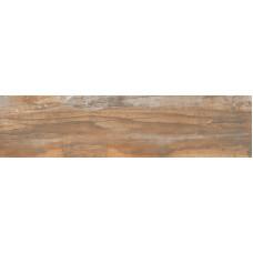 Cronos пол коричневый темный / 15х60 см