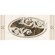 Fenix декор серый №1 / 23х50 см