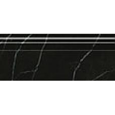 Absolute modern плинтус черный / 30х12 см