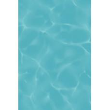 Аквариум стена голубая темная  / 20х30 см