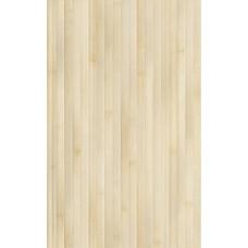Bamboo стена бежевая / 25х40 см