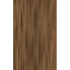 Bamboo стена коричневая / 25х40 см