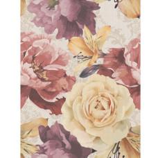 Gobelen стена цветок бежевая (flower) 701151  / 25х33 см