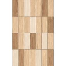 Karelia Mosaic стена бежевая / 25х40 см