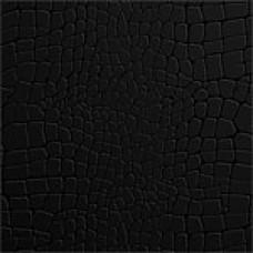 Кайман пол черный / 30х30 см