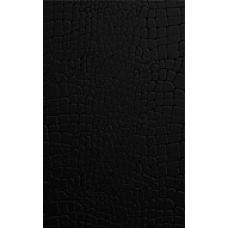 Кайман стена черная / 25х40 см