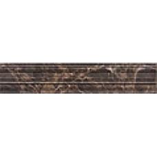 Lorenzo Modern фриз коричневый / 30х6 см
