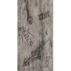 Vesta Jazz декор коричневый (ректификат) / 30х60 см