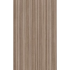 Зебрано стена коричневая  / 25х40 см