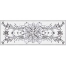 Ivory декор серый / 23х60 см