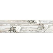 Loft бордюр напольный серый / 15х60 см