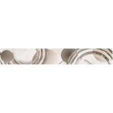 Mare бордюр вертикальный коричневый / 7х50 см