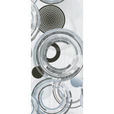 Mare декор серый №1 / 23х50 см