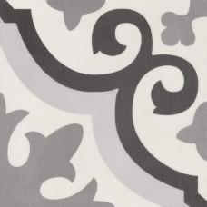 Marrakesh пол серый микс №5 / 18.6х18.6 см