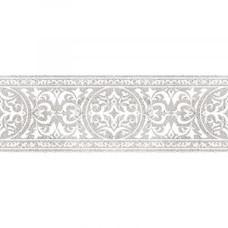 Rene бордюр широкий серый / 7х50 см