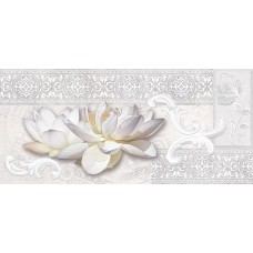 Rene декор серый №1 / 23х50 см