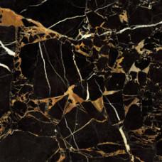 Saint Laurent пол черный / 60,4х60,4 см