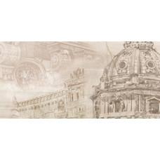 Savoy Coliseum декор бежевый / 30х60 см