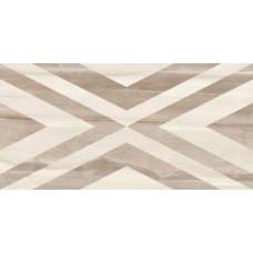 Savoy Rhombus декор бежевый / 30х60 см