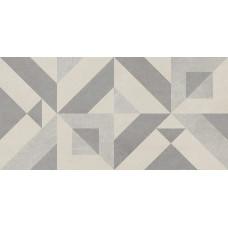 Shadow Geometry декор / пол айс (ректификат) / 30х60 см