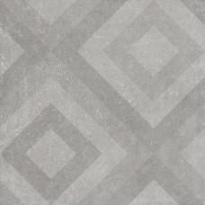 Stonehenge Mod декор / пол серый (ректификат) / 60х60 см