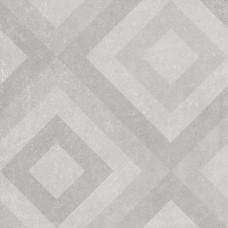 Stonehenge Mod декор / пол светло-серый (ректификат) / 60х60 см