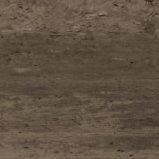 Travertine пол коричневый (ректификат) / 60х60 см
