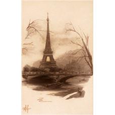 Декор ASTORIA PARIS / 220х350