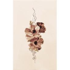 Декор LIANA FLOWER M / 220x350