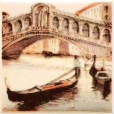 Декор Sity Bridge 2 / 100x100