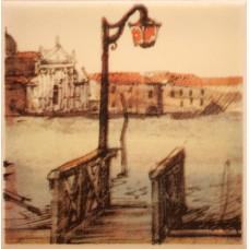 Декор Pier / 100x100