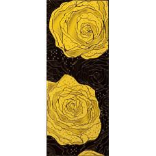 Декор SOTE ROSE BK YL / 200x500