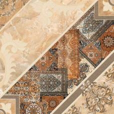 Carpets пол коричневый тёмный / 43х43 см