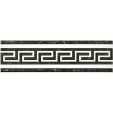 Alon бордюр напольный серый / 13,7х 43 см