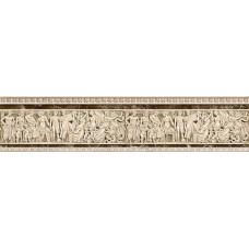 Emperador бордюр вертикальный коричневый №2 / 7x50 см