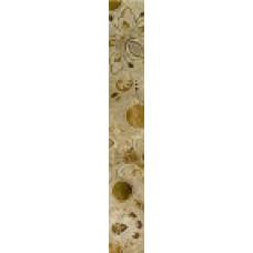 Emperador бордюр вертикальный коричневый / 7x50 см