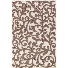 Venge декор коричневый / 23х35 см