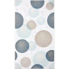 Confetti декор серый / 23х40 см