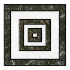 Alon декор напольный серый / 13,7х13,7 см